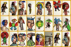 Blocartístic. Visual i Plàstica a l'Oriol Martorell | Activitats de Visual i Plàstica a primària