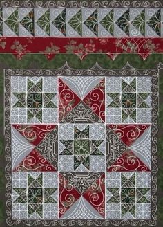 machine quilting ideas by hope54
