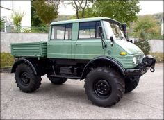 Unimog by Mercedes is a German military surplus trucks are great. Dealers In Arkansas and other places. Check them out on line. Dan