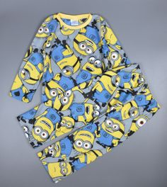 Find More Pajama Sets Information about 2016 Anime pattern kids pajamas brand Cartoon Printed Kids Set Long Sleeve Warm baby winter clothes fashion Yellow pyjamas kids,High Quality kids hook,China kid sofa Suppliers, Cheap kid frame from Kids1688 on Aliexpress.com