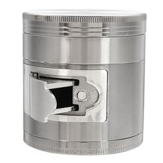 Quality Aluminum Alloy Metal Smoking Non-stick Herb Grinder 63mm 4 Layers Handle Muller Excellent In