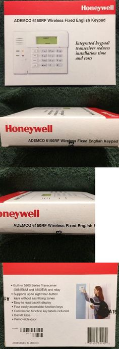 Security keypads 115944 6150 ademco honeywell keypad fixed security keypads 115944 6150 ademco honeywell keypad fixed english security keypad security new 1 buy it now only 4599 on ebay sciox Image collections