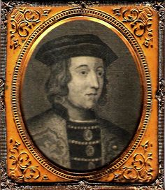 King Edward IV -  King of England from 4 March 1461 until 3 October 1470, and again from 11 April 1471 until his death in 1483. He was the first Yorkist King of England.