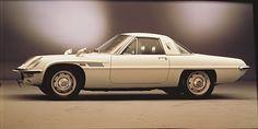 Mazda Cosmo sport 110 : Japanese classic car
