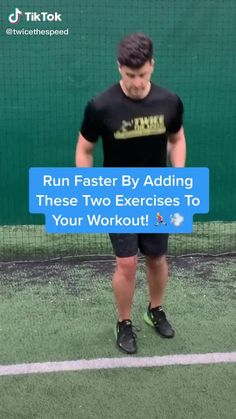 Speed Workout, Track Workout, Gym Workout Tips, At Home Workout Plan, Boxing Workout, Running Workouts, Soccer Practice Drills, Soccer Training Drills, Volleyball Training