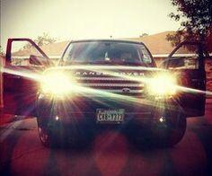 Range Rover (black)