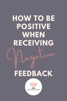 Feedback is key in any profession and there's a right way to accept them regardless if it's good or bad. Check out these career tips in accepting feedback. #leadership #careeradvice #careertips #millennialtips #quotes #management #training #mentalhealth #entreprenuer Team Activities, Leadership Activities, Leadership Tips, Leadership Development, Communication Skills, Personal Development, Boss Babe Motivation, Workplace Motivation, Career Planning