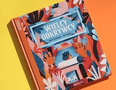 "Check out new work on my @Behance portfolio: """"WIELCY ODKRYWCY"" book illustrations"" http://be.net/gallery/58127759/WIELCY-ODKRYWCY-book-illustrations"