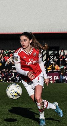 Arsenal Ladies, Arsenal Fc, Soccer Photography, Soccer Pictures, Fifa Women's World Cup, Football Girls, Football Wallpaper, Football Jerseys, Soccer Players