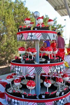 Piraten-Cake-Pops