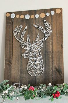 Beautiful collection of Christmas decor ideas - Christmas crafts, decorating ideas, Christmas gift ideas and more!