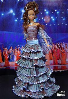 Barbie Guatamala