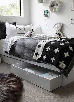 Home Build Update | Marlow's Room | Mocka Brooklyn Bed | Mocka Bed Boxes