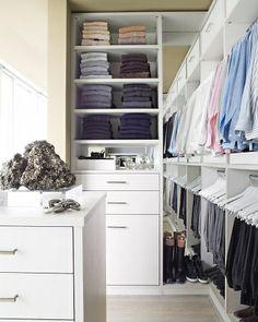 kevin sharkey closet pictures   Kevin Sharkey's closet, designed by @Deea Hobbs CLOSETS - DFW Dallas ...