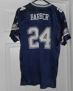 Youth Boys Blue   White DALLAS COWBOYS NFL  24 Barber Jersey f20350ff8