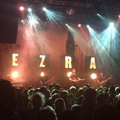 George Ezra & Dylan LeBlanc performed on Monday at 9:30 Club