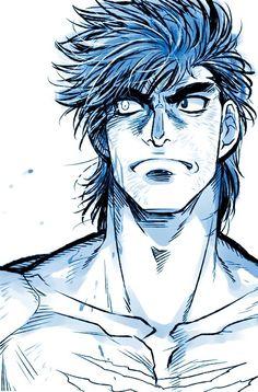 Guy Drawing, Manga Drawing, New Challenger, Manga Anime One Piece, Martial Arts, Character Art, Otaku, Fan Art, Drawings