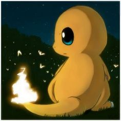 Charmander fav pokemon ever so dam cute! Pokemon Charmander, Pokemon Pins, Pokemon Comics, Cute Pokemon, Pikachu, Pokemon Stuff, Charizard, Gatomon, Pokemon Starters