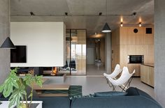 Galería de Novopecherskie Lipki Penthouse / Olha Akulova Design - 2