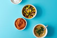 No-Cook Sauces for Summer Grilling - Wall Street Journal - WSJ.com - includes the following sauces to accompany grilled meats: Chimicurri Cucumber Dill Old Fashioned Thousand Island Fresh Mango-Mint Chutney Peanut Sauce Muhammara