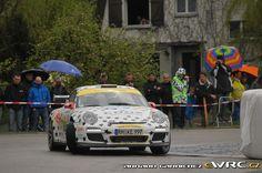 Critérium Jurassien 2016Olivier Burri - Anderson LevrattiPorsche 997 GT3 RGT