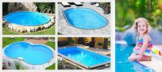Entdecken Sie unsere große Pool-Vielfalt. Egal, ob Rund-, Oval-, Achtform- oder Rechteckbecken: bei uns finden Sie das Richtige.