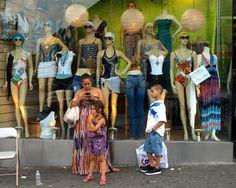 Fashion Retail Store on Fordham Road, Bronx, New York City