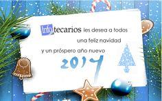 Gracias por leernos y acompañarnos durante el año, les deseamos #FelicesFiestas =)