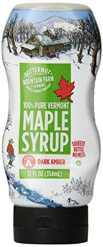 Butternut Mountain Farm 100 Pure Vermont Maple Syrup 12 Ounce >>> Want to know more, click on the image. (This is an affiliate link and I receive a commission for the sales)
