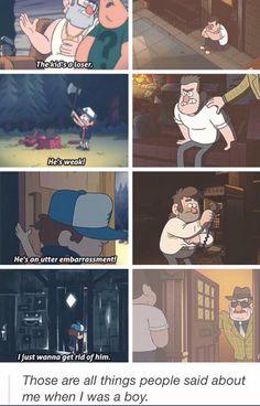 D: Stan's past