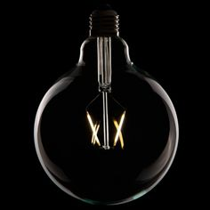Lámpara Bombilla Filamento LED E27 2W 220Lm 30.000H - Omnibus Led Technology