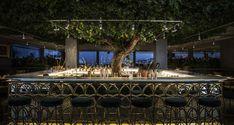 SEEN Lisboa, the new rooftop restaurant and bar form Chef Olivier at Tivoli Avenida Liberdade, Lisbon Rooftop Restaurant, Cool Restaurant, Rooftop Bar, Lobby Bar, Portugal Travel, Lisbon Portugal, Portugal Trip, Cafe Bar, Restaurants Gastronomiques