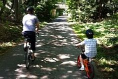 Five Picks for Kid-Friendly Biking Trails