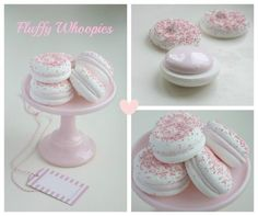 Passion 4 baking » Fluffy Whoopies