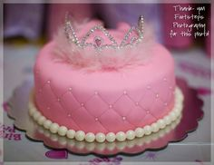 Pink And Purple Princess Cake — Birthday Cakes