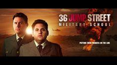 36 Jump Street Fake Movie Poster