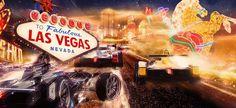 Nelsinho Piquet está em Las Vegas para competir no Virtual Visa Vegas eRace