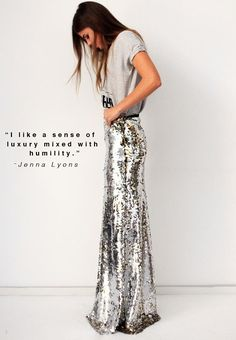 j.crew maven jenna lyons quote and inspiring outfit, courtesy of MEGANTHOLOGY and her great blog