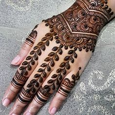 50 Most beautiful Hariyali Teej Mehndi Design (Hariyali Teej Henna Design) that you can apply on your Beautiful Hands and Body in daily life. Henna Hand Designs, Mehndi Designs Finger, Henna Tattoo Designs Simple, Latest Bridal Mehndi Designs, Full Hand Mehndi Designs, Mehndi Designs For Beginners, Mehndi Design Photos, Mehndi Designs For Fingers, Beautiful Henna Designs
