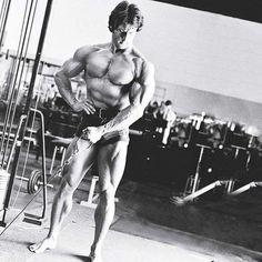 Frank Zane The Chemist #goldenaesthetics #mrolympia #frankzane #goldenera #themeccaofbodybuilding #bodybuilding #musclenation #goldeneraofbodybuilding #goldsgymvenice #classicbodybuilding #bodybuilder #oldschoolbodybuilding #pumpingiron #musclebeach