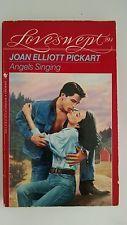 Joan Elliott Pickart , Loveswept Romance# 594  , ANGELS SINGING