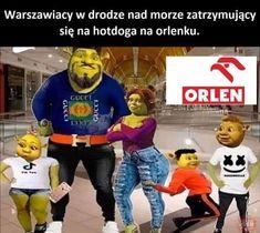 Very Funny Memes, Wtf Funny, Polish Memes, Shrek, Best Memes, Haha, Comedy, Anime, Humor