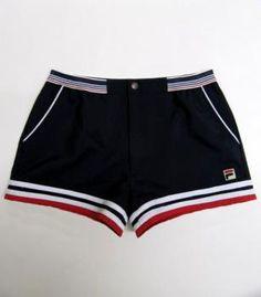 Fila vintage Baseline shorts