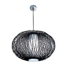 BAZZ�Vibe 21.17-in W Chrome Pendant Light with Textured Shade chrome/chocolate metal. $157 Lowes , tilt?