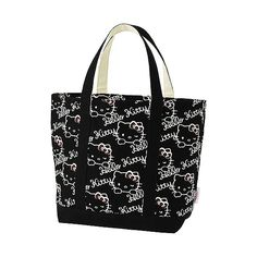 WOMEN SANRIO Canvas Tote Bag D
