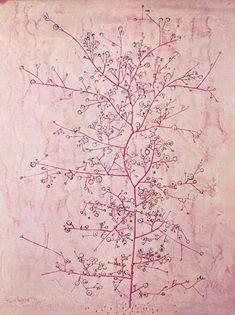 Paul #Klee - Pink Spring in deep Winter