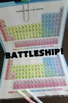 Learn the periodic table of elements with this handy song periodic table battleship urtaz Images