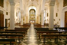 interior iglesia - Buscar con Google