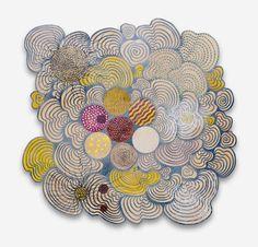 "Saatchi Online Artist: Luisa Mesa; Wood 2012 Sculpture ""Meditations Series"""