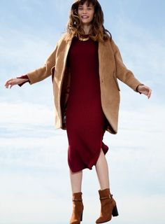 H&M Fall 2015 Lookbook - 70s Style Trend